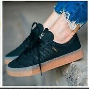Adidas Samba Rose NWT Womens Sneakers